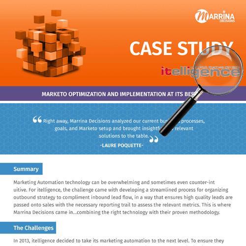 Itelligence Case study
